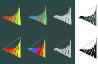 Basement logo design triunghi